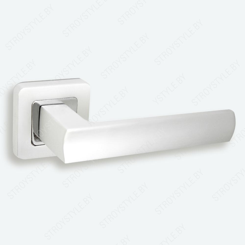 дверные ручки ibiza марки metal-bud белые